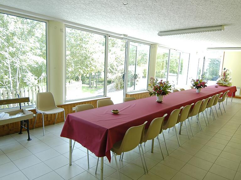 Salles de réception Gardes-le-Pontaroux : petite salle