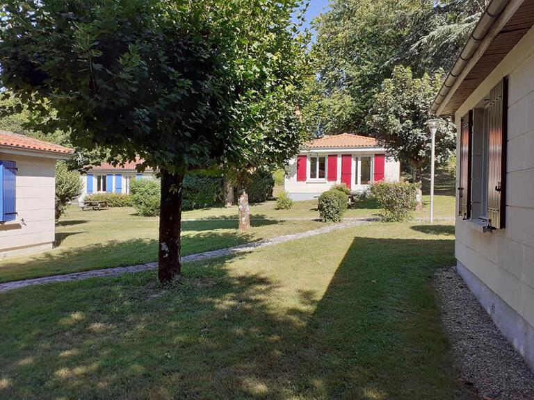 Village vacances de Gardes-le-Pontaroux, villas