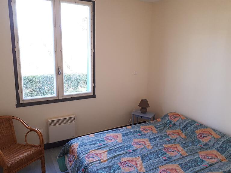 Village vacances Gardes-le-Pontaroux - villas, chambre 1